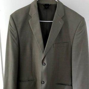 Clairborne Men's Grey blazer